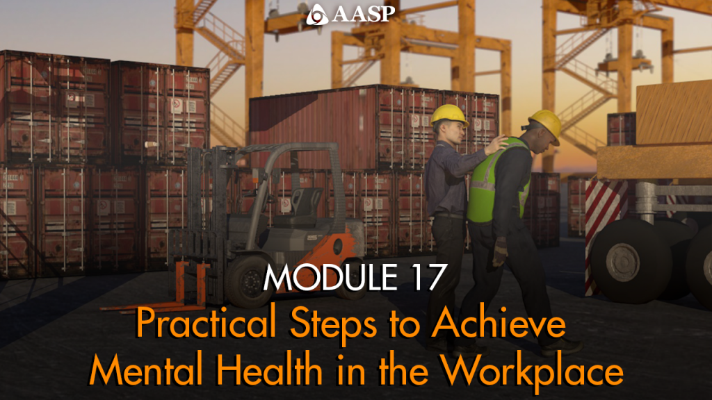Practical Steps to Achieve Mental Health in the Workplace
