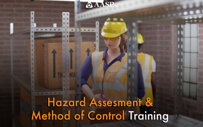 Module 5: Hazard Assessment and Methods of Control