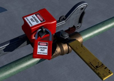Lockout-Tagout and Hazardous Energy Control