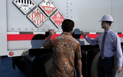 Transportation of Dangerous Goods (TDG)