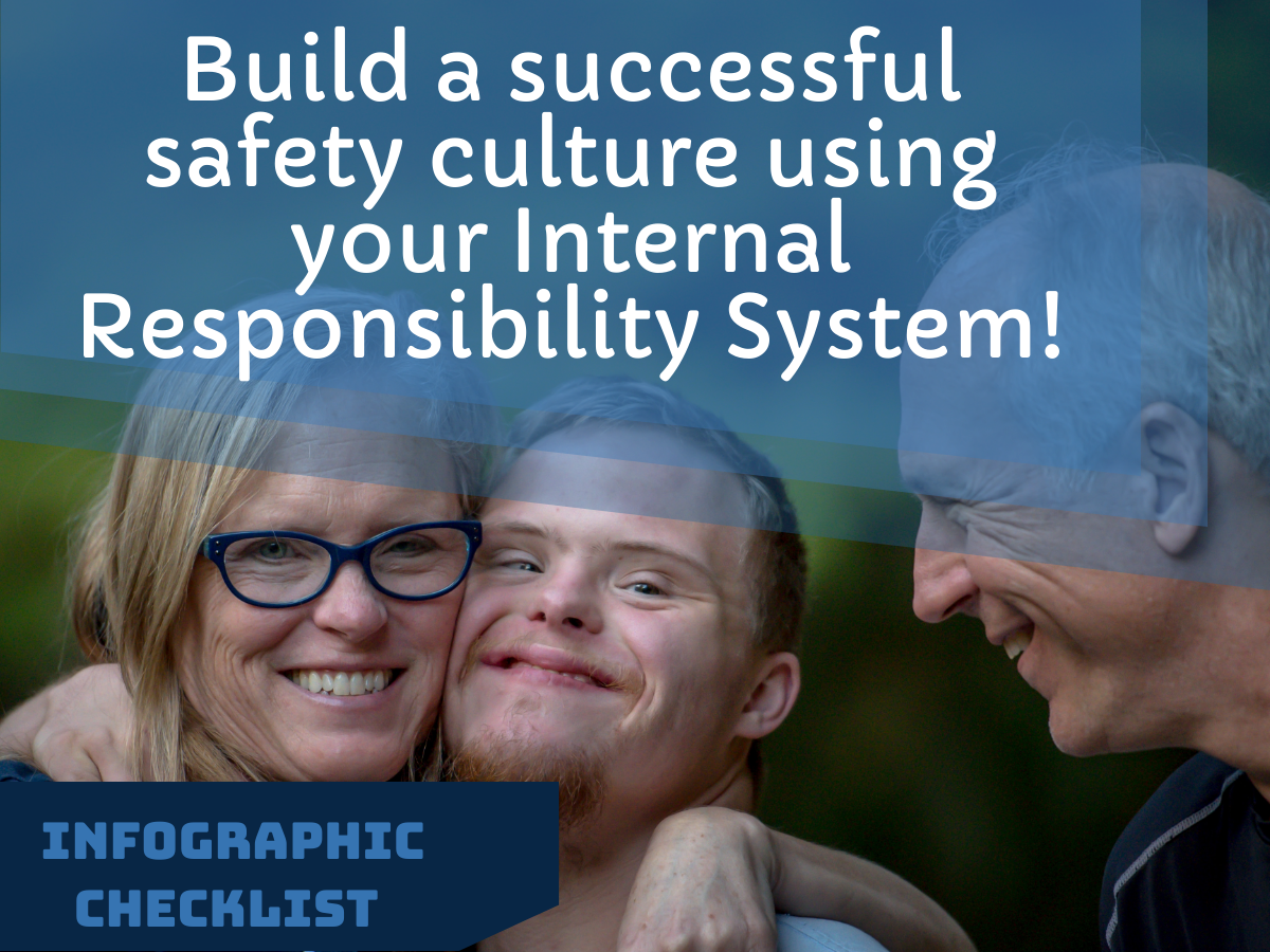 Infographic: Build a successful safety culture using your Internal Responsibility System!