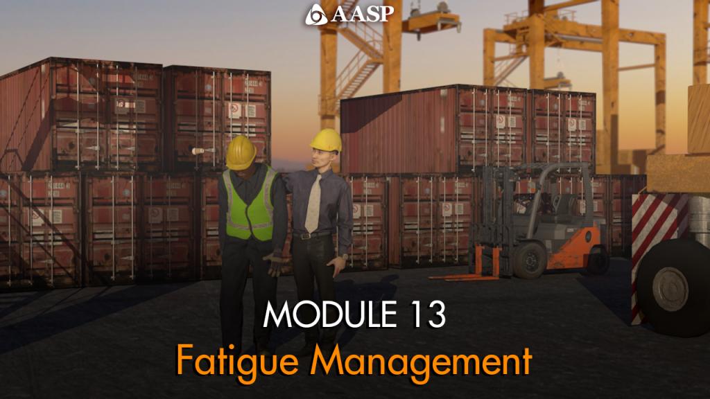 Fatigue Management AASP