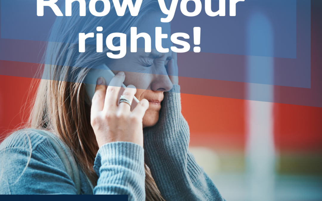 Infographic: Know Your Rights