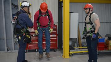 Honeywell Virtual Fall Protection End User/Worker (Canada)